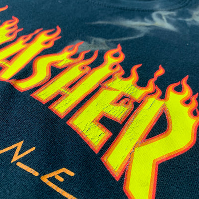 Early 00's Thrasher Magazine Long Sleeve T-Shirt