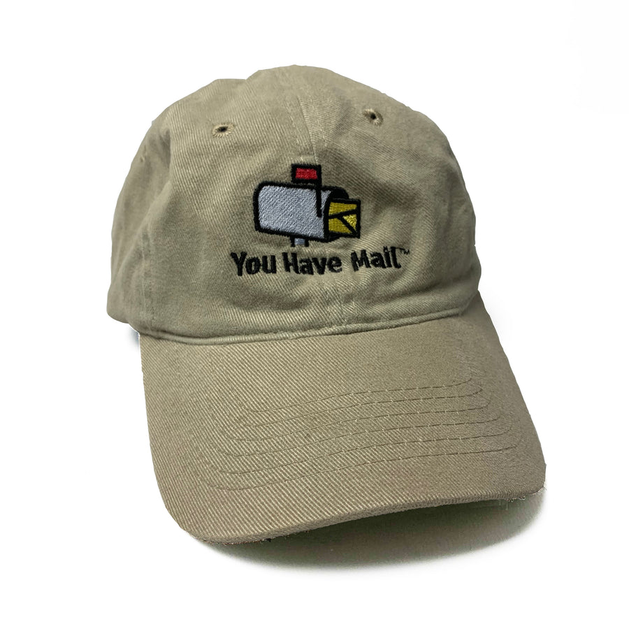 90's AOL You Have Mail Strapback Cap