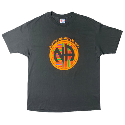 90's NA Narcotics Anonymous LA T-Shirt