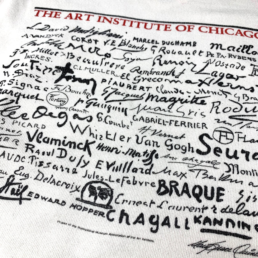 1984 Art Institute Of Chicago Sweatshirt