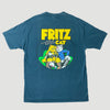 1997 Robert Crumb Fritz The Cat T-Shirt