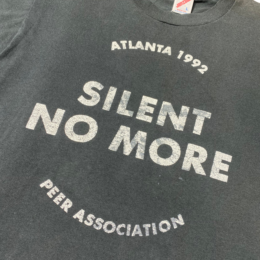 1992 Silent No More T-Shirt