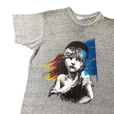 Late 80's Les Miserables T-Shirt
