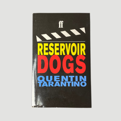 1996 Reservoir Dogs Screenplay