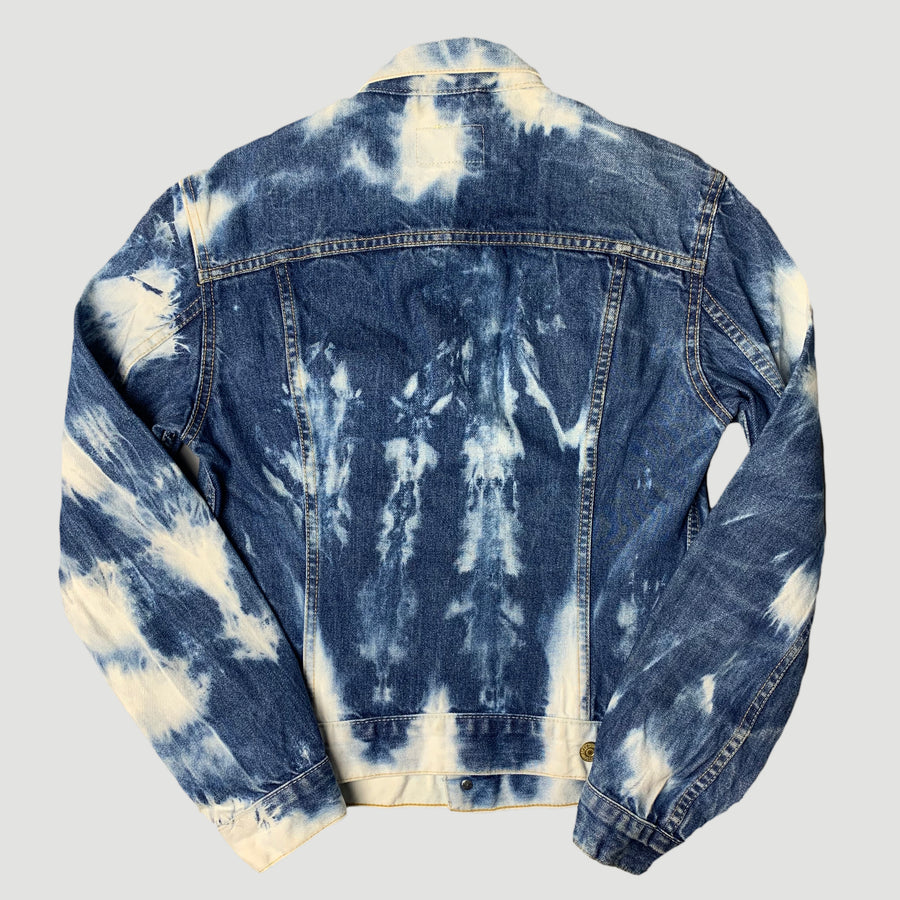 90's Levis Acid Wash Denim Jacket