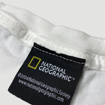 2004 National Geographic Society T-Shirt