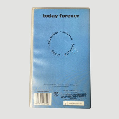 1991 Ride 'Today Forever' VHS