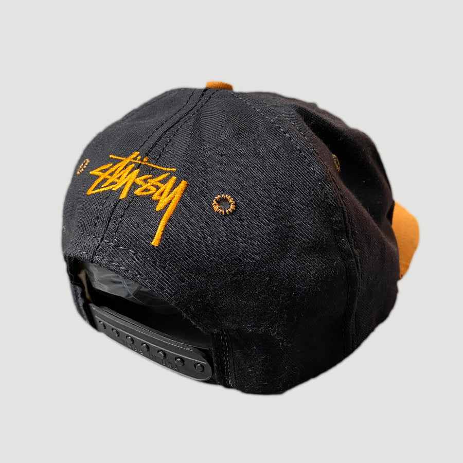 Early 90's Stussy 'S' Snapback Cap