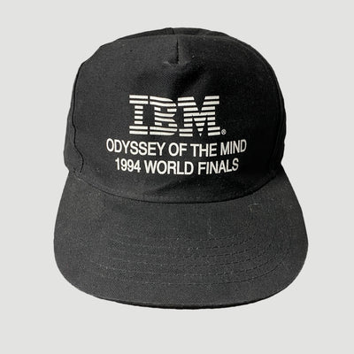1994 IBM 'Odyssey of the Mind' Snapback Cap