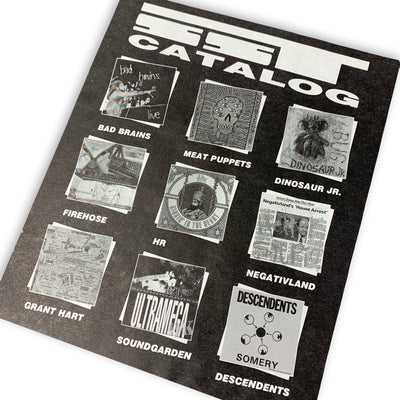 1987 SST No Age Compilation 2 LP