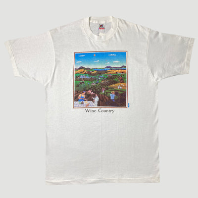 Late 80's Wine Country T-Shirt