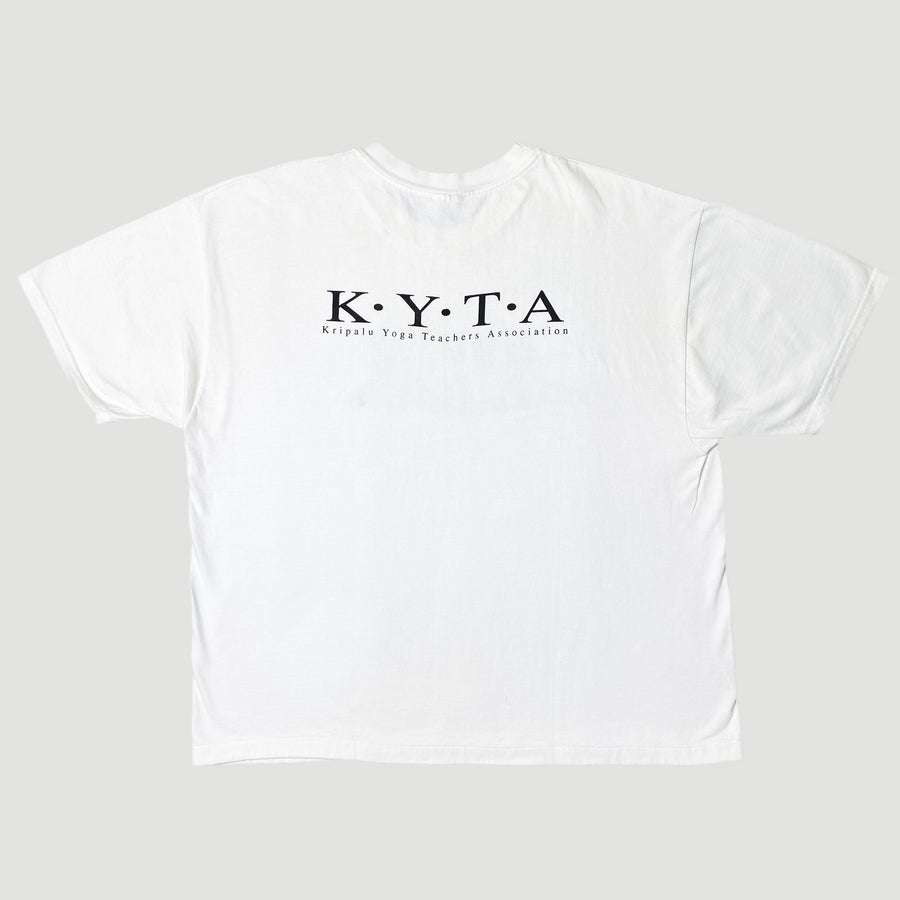 Early 90's Kripalu Yoga Teachers Association T-Shirt