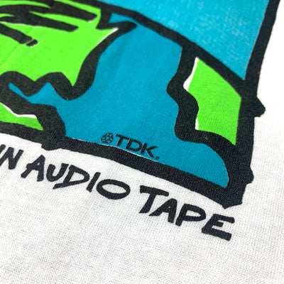 80's TDK 'World Leader' T-Shirt