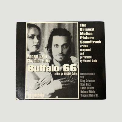 1998 Buffalo '66 Original Soundtrack CD + Booklet