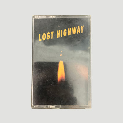 1996 Lost Highway Soundtrack Cassette