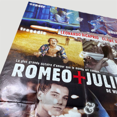 1996 'Romeo + Juliet' French Cinematic Poster