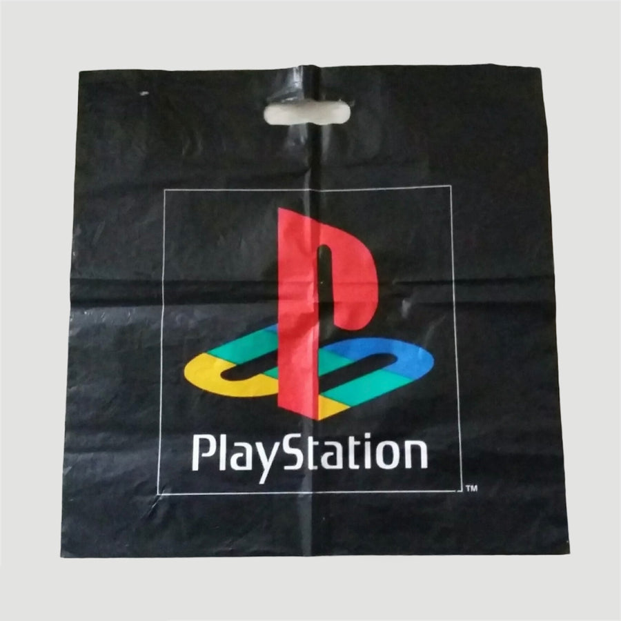1995 PlayStation Store Carrier Bag
