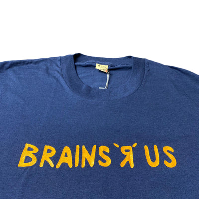 Mid 80's Brains 'R' Us T-Shirt