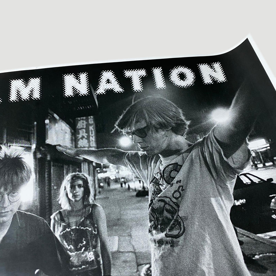 2018 Sonic Youth 'Daydream Nation' Film Poster