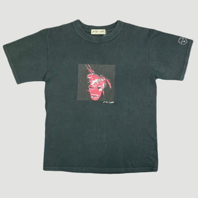 Mid 90's Andy Warhol Foundation Self Portrait T-Shirt