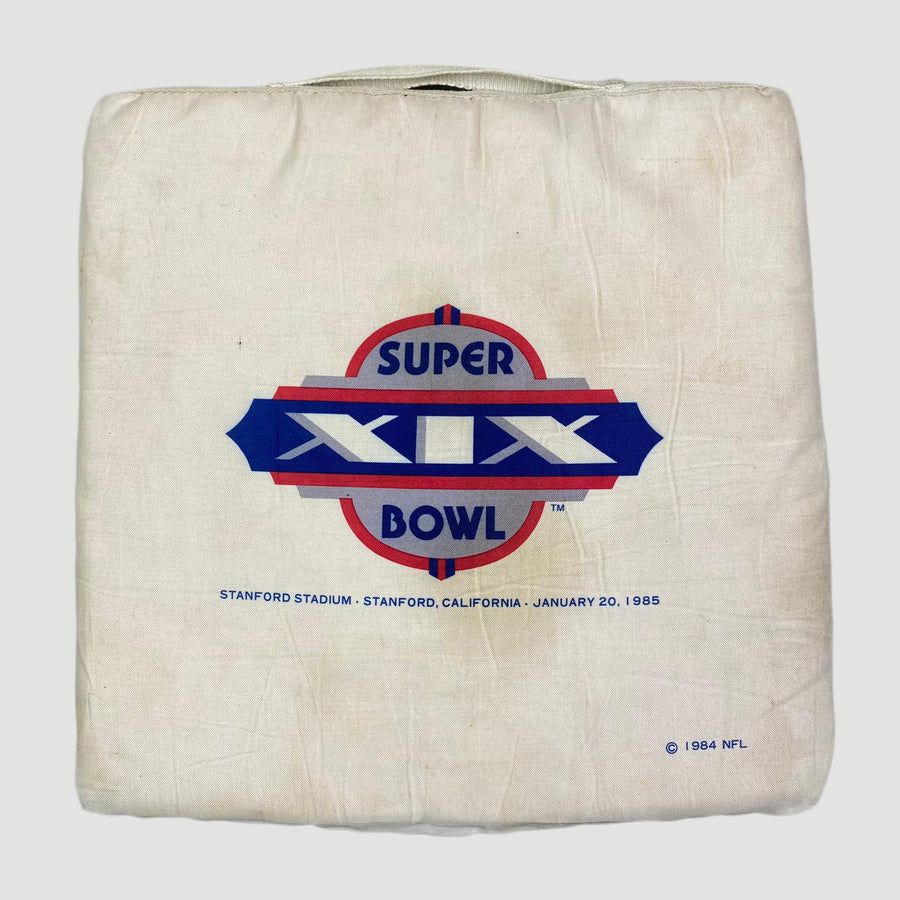 1985 Apple Super Bowl XIX Cushion