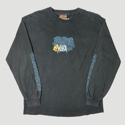 90's World Industries Flameboy Long Sleeve T-Shirt