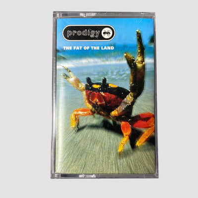 1997 Prodigy The Fat of the Land Cassette