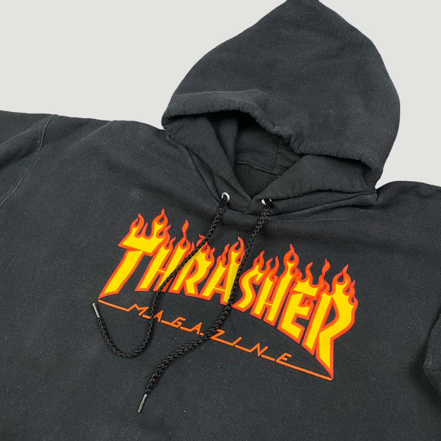 Early 00's Thrasher Magazine Hoodie