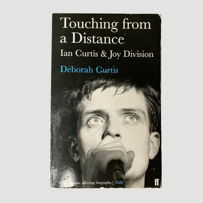 2001 Deborah Curtis 'Touching from a Distance: Ian Curtis & Joy Division'