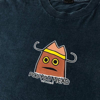90's Toy Machine Poo-Poo Head T-Shirt