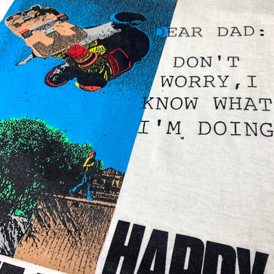1989 Father's Day Skate T-Shirt