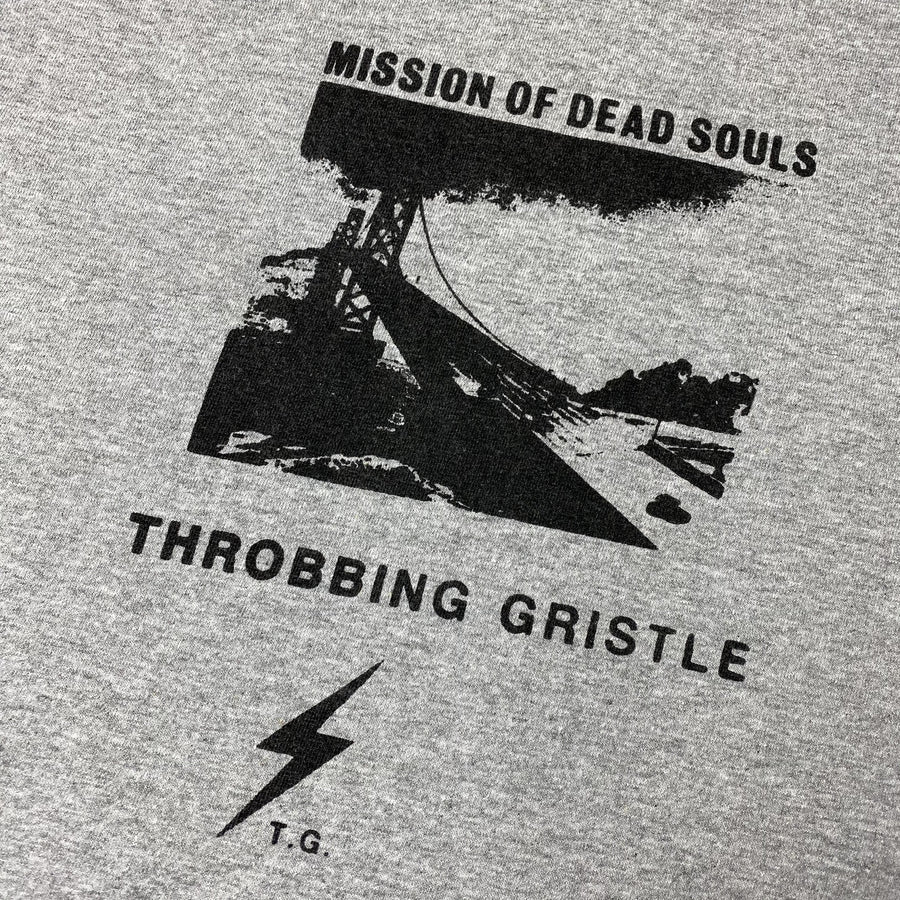 00's Throbbing Gristle 'Mission Of Dead Souls' T-Shirt