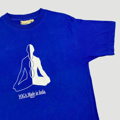 00's 'Yoga. Made in India' T-Shirt