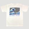 1984 Hokusai Great Wave T-Shirt