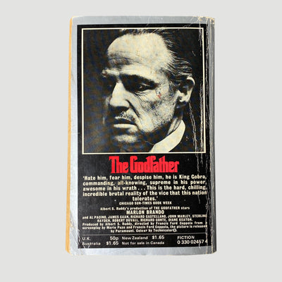 1970 Mario Puzo 'The Godfather'