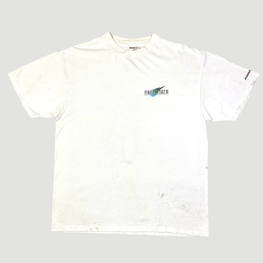 1997 Final Fantasy VII Promo T-Shirt
