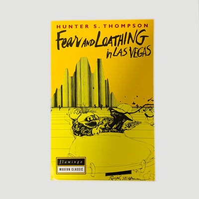 1998 Hunter S. Thompson 'Fear and Loathing in Las Vegas' Paperback