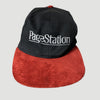 Late 90's Canon PageStation Strapback Cap