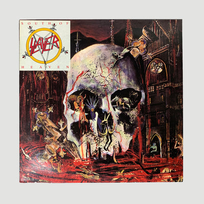 1988 Slayer 'South Of Heaven' LP