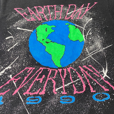 1990 Earth Day Every Day T-Shirt