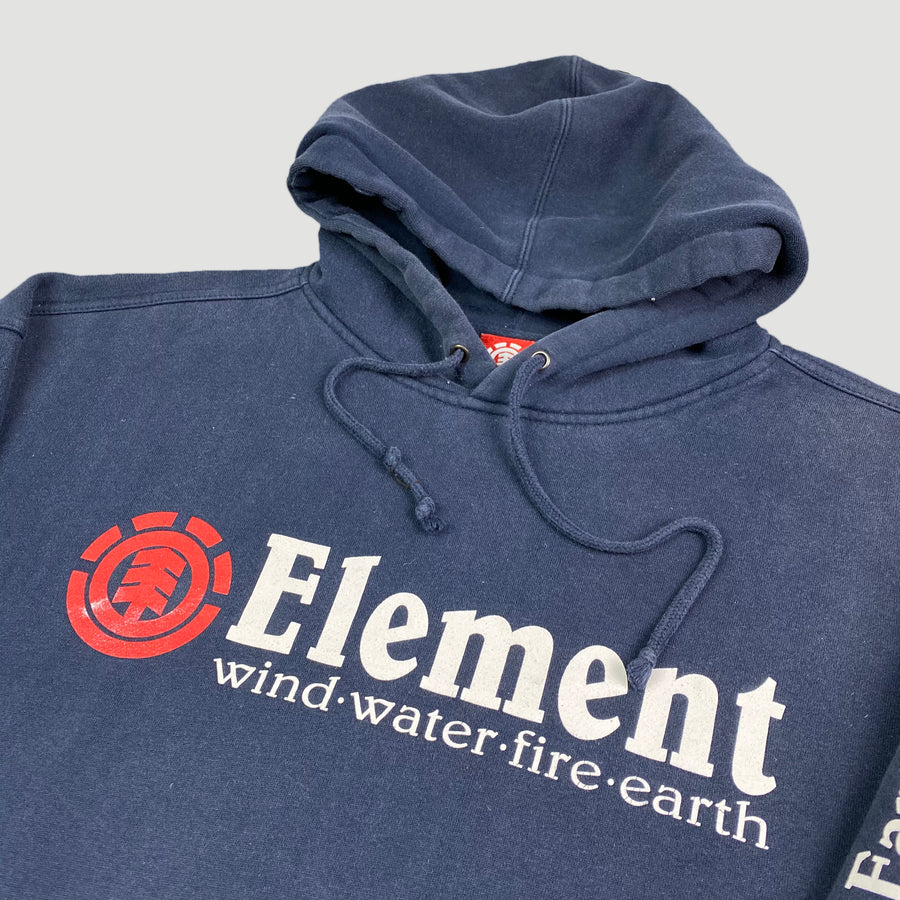 Mid 90's Element Skateboards Hoodie
