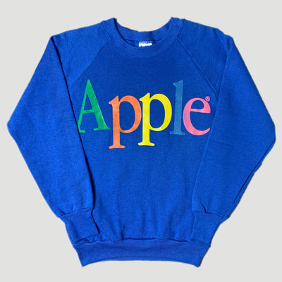 Early 90's Apple Spell Out Sweatshirt