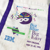 1995 IBM 'Technical Interchange' Canvas Tote Bag