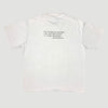 1994 Charles Bukowski 'Life And Art' T-Shirt