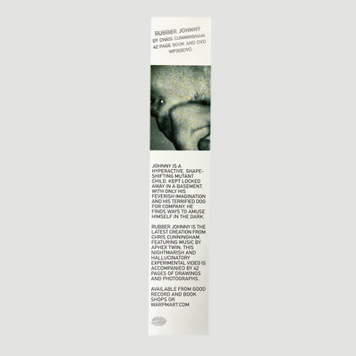 2005 Chris Cunningham 'Rubber Johnny' Bookmark