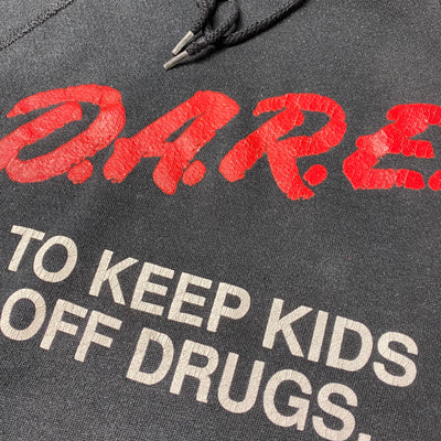 Early 90's D.A.R.E. Hoodie