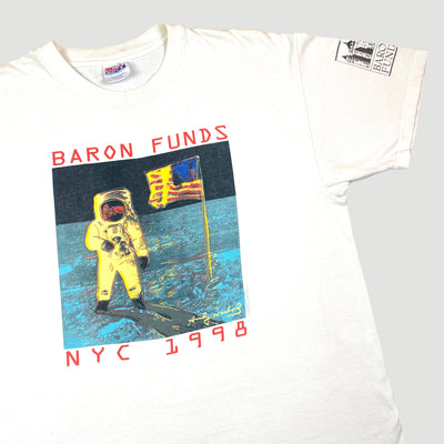 1998 Andy Warhol 'Baron Funds' T-Shirt