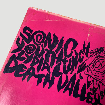 1985 Sonic Youth & Lydia Lunch 'Death Valley '69' 12""