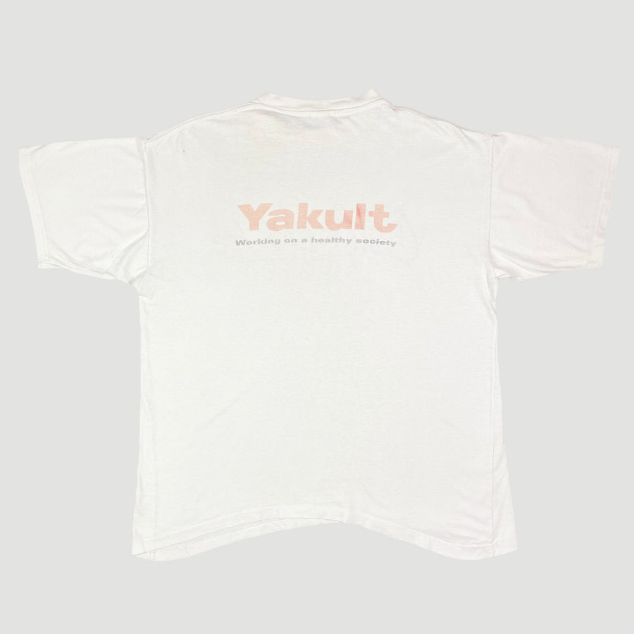 2000 RAA & Yakult Outreach Programme T-Shirt