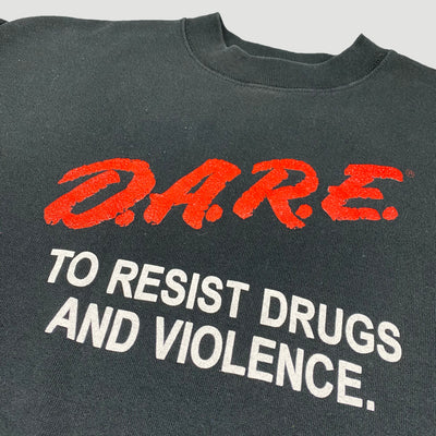 Early 90's D.A.R.E. Sweatshirt